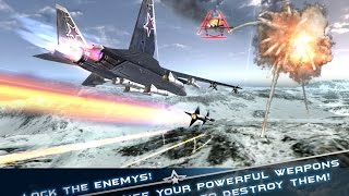Modern Air Combat 3D - Android Gameplay HD