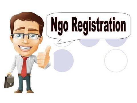 NGO Registration - How to Register an NGO