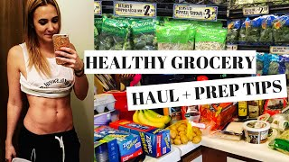 HEALTHY GROCERY HAUL - MEAL PREP ESSENTIALS AND TIPS | Bikini Prep 3