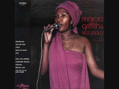 Marcia Griffiths - Naturally - 1978 (Full)