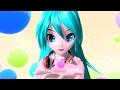 أغنية Hatsune Miku Project DIVA Future Tone PV Kipple Industry Inc Romaji English Subs