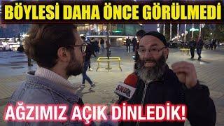 AKP'li zannettik, ortalığı darmadağın etti - ÖYLE BİR KONUŞTU Kİ!