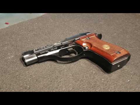 Beretta Cheetah 87 in 22lr : A great ccw 22lr which also comes in a 380
