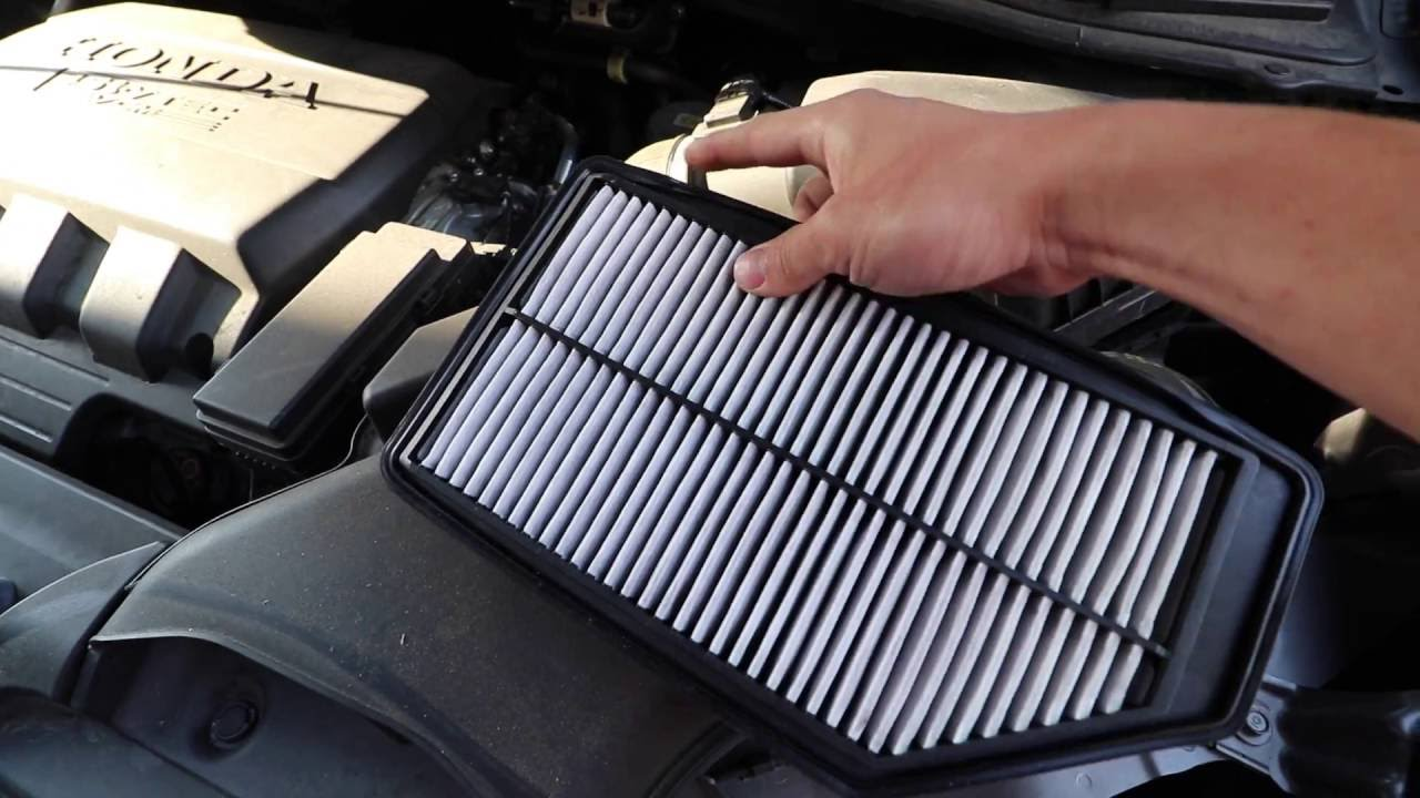 Maxresdefault on Honda Accord Cabin Air Filter