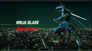 NINJA BLADE GAMEPLAY PC MISSION 6