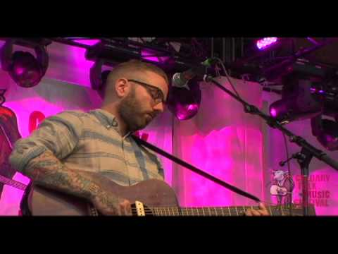 City And Colour Performs Oh Sister Live At Calgary Folk Music