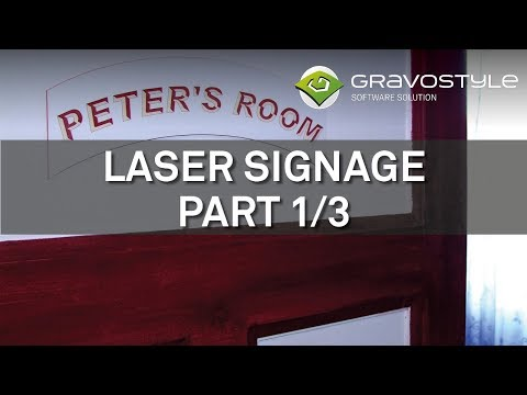 Laser Engraving and Cutting Software: Gravostyle