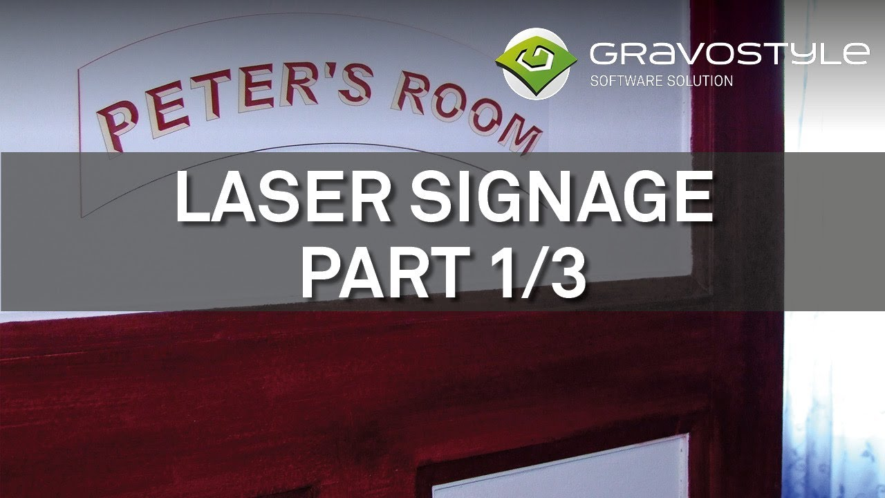 Laser Engraving and Cutting Software: Gravostyle™ & LaserStyle