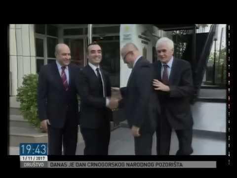 Azerbaijan news on RTCG - Dnevnik 01.11.2017
