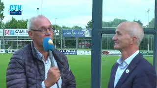 Receptie na kampioenschap van Vitesse '22