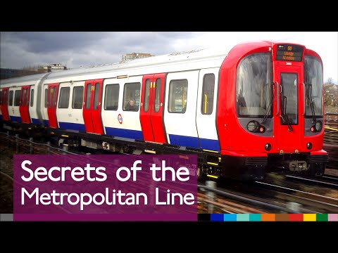 Secrets of the Metropolitan Line