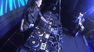 DJ Paka at Pioneer Lady DJ Championship 2015 Final Round ( Closing Set )