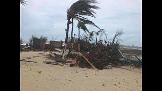 Macron attendu à St Martin dévasté par Irma