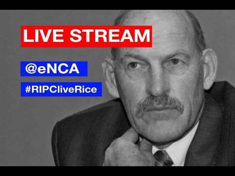 LIVE: CSA press conference on Clive Rice's passing