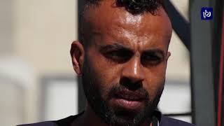 الجريح سامر الطويل في فلسطين يتنقل بين مكاتب المسؤولين بحثا عن علاج (13/10/2019)
