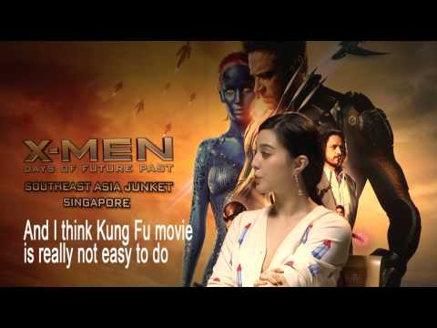 IGN Asia: X-Men: Days of Future Past - Fan Bingbing Interview
