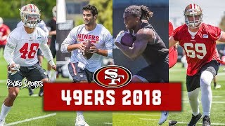 How Will Fred Warner Fit In? The New 49ers Offense Jimmy Garoppolo, Jerick McKinnon, Mike McGlinchey