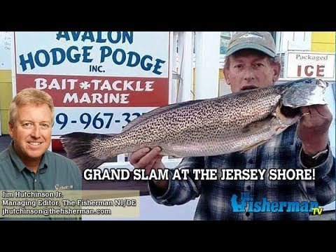 May 31, 2018 New Jersey/Delaware Bay Fishing Report with Jim Hutchinson, Jr.