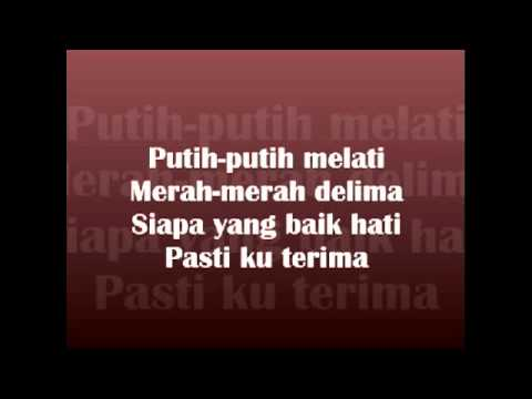 Lirik Putih-Putih Melati ST12 + Download