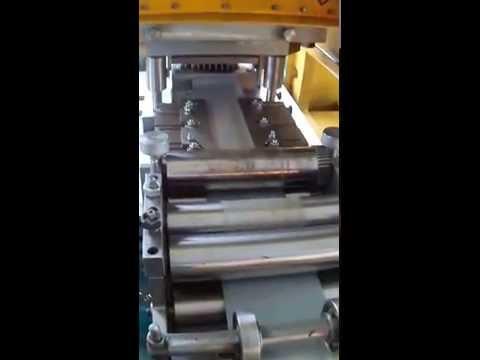 Производство перфорированного крепежа