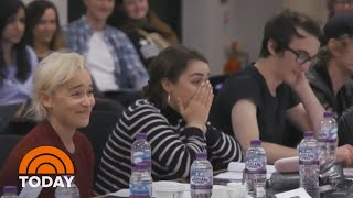 'Game Of Thrones' Cast Members Share Emotional Reactions In New Documentary | TODAY