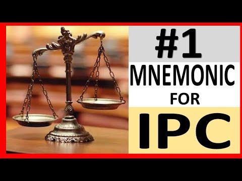 #1 Mnemonic for IMP Indian Penal Code(IPCs) for PG Aspirants