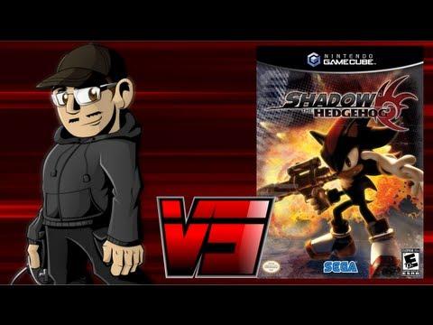 Johnny vs. Shadow The Hedgehog