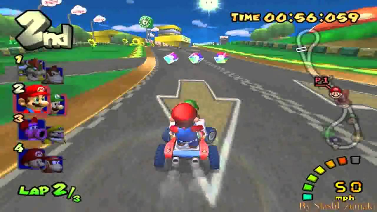 how to win at mario kart double dash