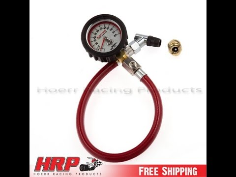 Review: Longacre 50417 (0-60 PSI) Tire Pressure Gauge