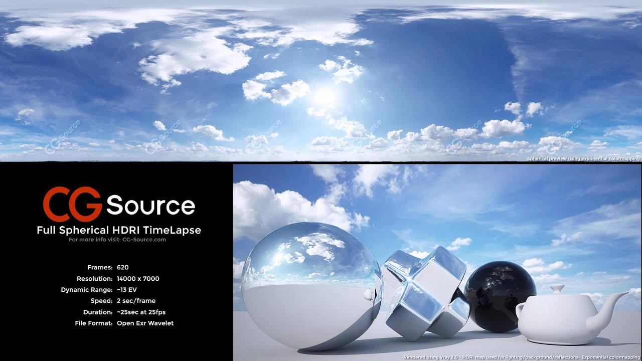 HDRI TimeLapse #2 - CG-Source