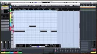Cubase 8 MIDI Mirror & Reverse Function error