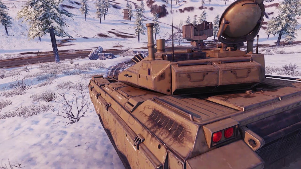 Call of Duty®: Mobile - Battle Royale Tank