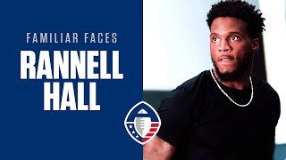 Familiar Faces: Rannell Hall