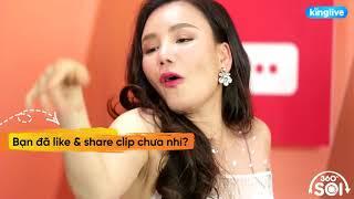 Hồ Quỳnh Hương live Take It Easy hay chẳng kém gì MV