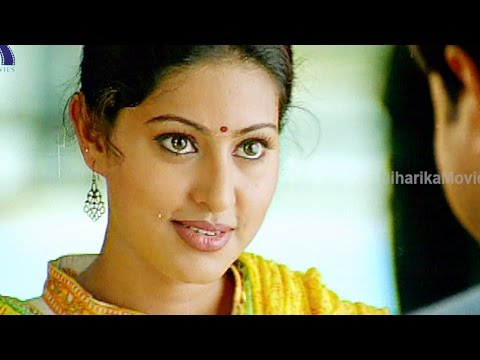 Sneha, Srikanth Love Scene  - Evandoi Srivaru Movie Scenes