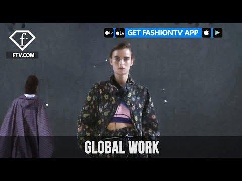 Tokyo Fashion Week Spring/Summer 2018 - Global Work | FashionTV