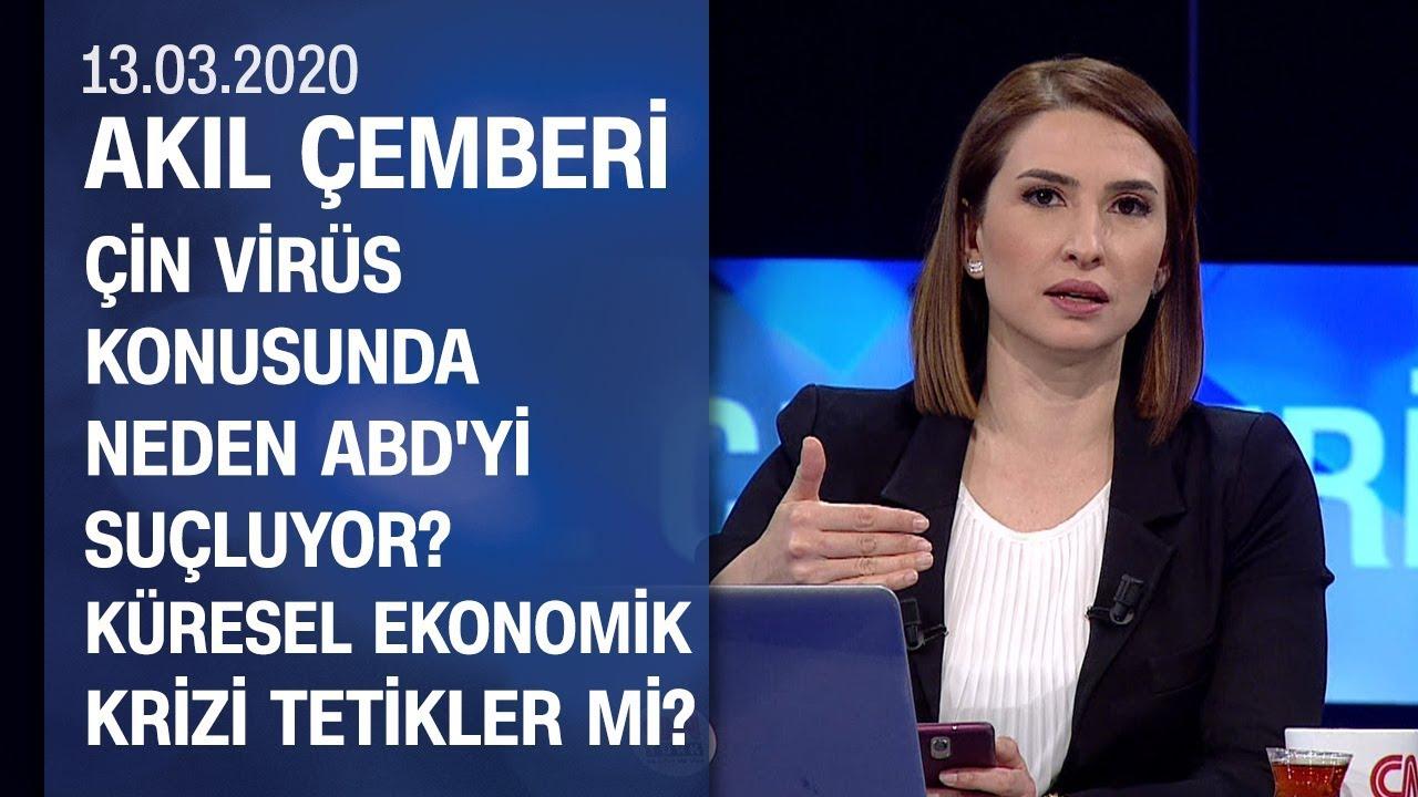 Türkiye'de koronavirüsle ilgili son durum ne, hangi önlemler alındı? - Akıl Çemberi 13.03.2020