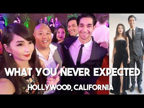 Life as a Filipino vs. American Celebrity (Hollywood, California)