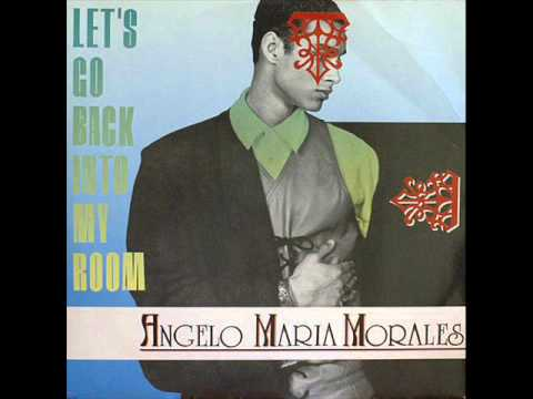 Angelo Maria Morales - Let's Go Back Into My Room (Jet Mix)