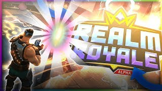 FORTNITE - PALADINS - A VERY GOOD GAME! Realm Royale!