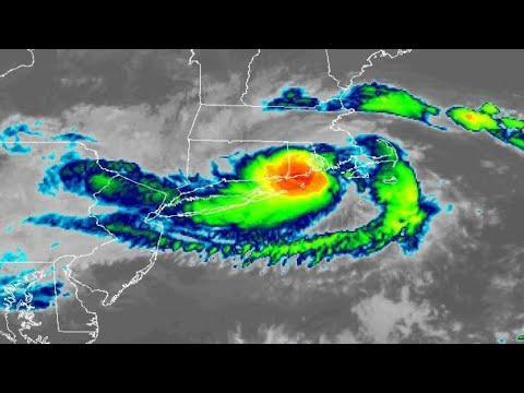 LIVE Radar: Tropical Storm Henri Makes Landfall in Rhode Island