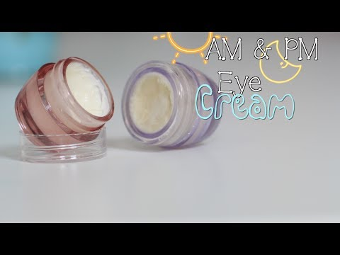 DIY Eye Cream Get Rid of Wrinkles & Dry Skin – Anti-aging