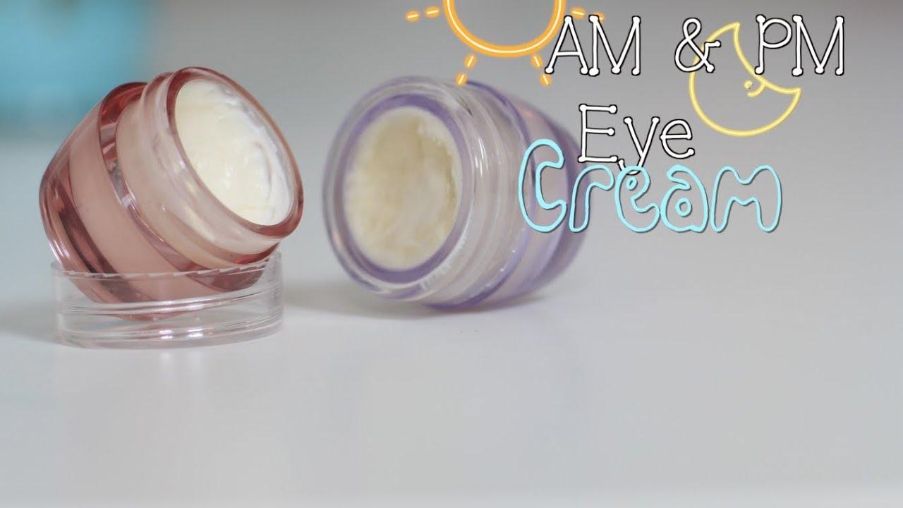 DIY Eye Cream Get Rid of Wrinkles & Dry