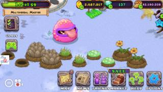 How to Double Up Dipsters on Mirror Cold Island - My Singing Monsters