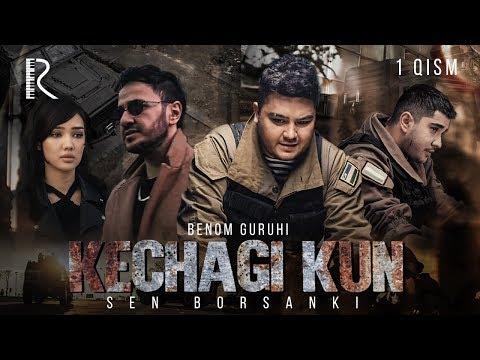 Benom guruhi - Kechagi kun | Беном гурухи - Кечаги кун (Sen borsanki... 1-qism) #UydaQoling