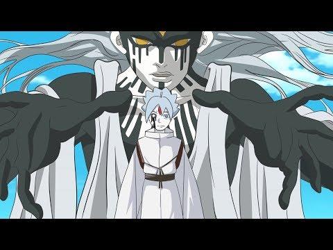 BORUTO POSSUÍDO! Filho de Naruto esta sendo Controlado por um Otsutsuki - Boruto Next Generations