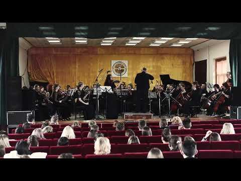 Лолита Брухно (скрипка) -  Владимир Стеценко «Романс»