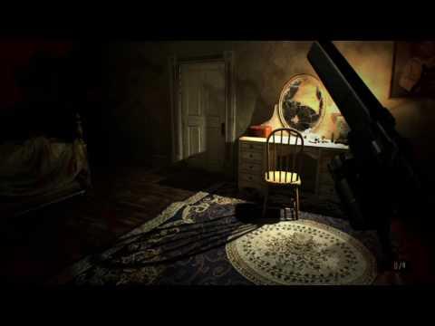 Resident evil 7 : how to repair broken shotgun and pistol