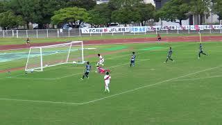 2017年09月24日(日) 第52回東海社会人サッカーリーグ1部 第07節 AGF鈴鹿...