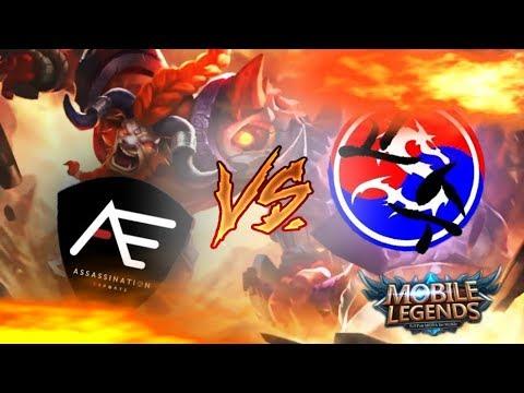 Mobile Legends S.5 Invitational FINAL: GOSU vs AE BO3!